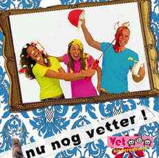 VET kindercabaret CD 2 Nu nog vetter
