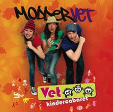 VET kindercabaret CD 3 Moddervet