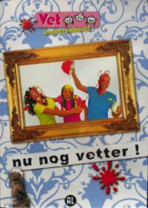 VET kindercabaret DVD 3 Nu nog vetter