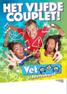 VET kindercabaret DVD 5 Het vijfde couplet